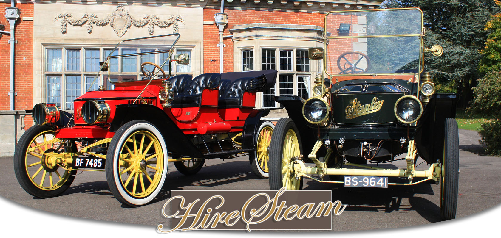 Steam Car Hire