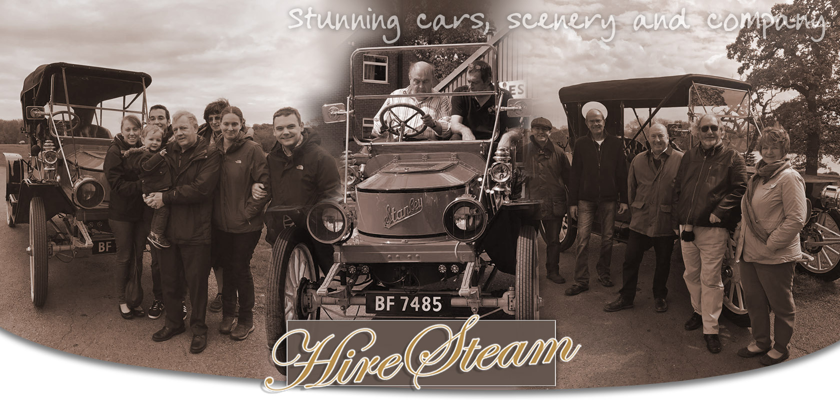 Steam Car Driving Experience